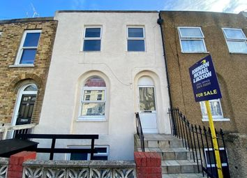 Thumbnail 4 bed terraced house for sale in Wellington Street, Gravesend, Kent