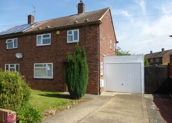 Thumbnail 3 bed semi-detached house for sale in Dover Road, Walton, Peterborough