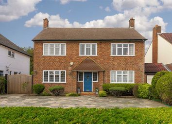 Thumbnail 5 bed detached house for sale in Tattenham Crescent, Epsom Downs, Surrey