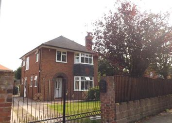 Thumbnail 3 bed detached house for sale in Talke Road, Alsager, Stoke-On-Trent, Cheshire
