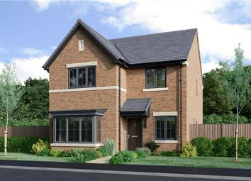 """Thumbnail 4 bed detached house for sale in """"The Mitford Alternative"""" at Coach Lane, Hazlerigg, Newcastle Upon Tyne"""