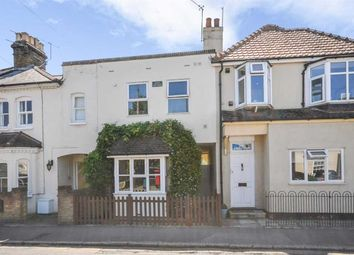 Thumbnail 2 bed terraced house for sale in Queens Road, Hersham, Walton-On-Thames