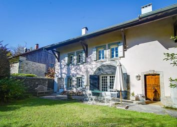 Thumbnail 5 bed property for sale in Boege, Rhone-Alpes, 74420, France