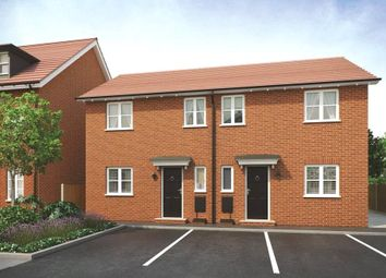 Thumbnail 3 bed semi-detached house for sale in Plot 107 Ribble Phase 3, Navigation Point, Cinder Lane, Castleford