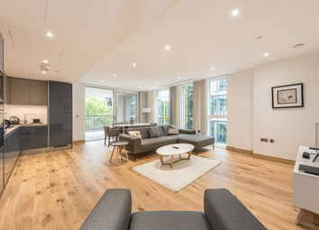 Thumbnail 3 bed flat to rent in 12 Hermitage Street, London