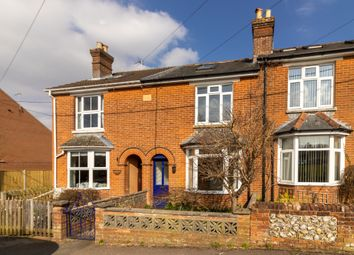 Thumbnail 3 bed terraced house to rent in Bridge Road, Alresford