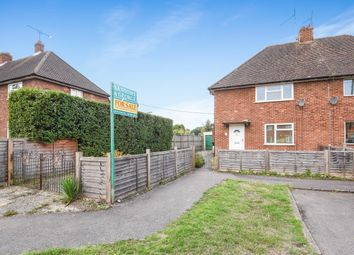 Thumbnail 2 bed semi-detached house for sale in Stephens Close, Mortimer Common, Reading, West Berkshire
