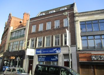 Thumbnail Office for sale in High Street, Newport