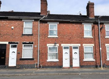 Thumbnail 2 bedroom terraced house for sale in 153, Oldfield Street, Fenton, Stoke-On-Trent