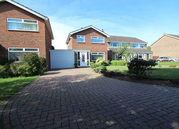 Thumbnail 3 bed link-detached house for sale in Foxcotte Close, Norwich