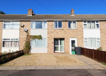 Thumbnail 3 bed terraced house for sale in Glebe Road, Sandy