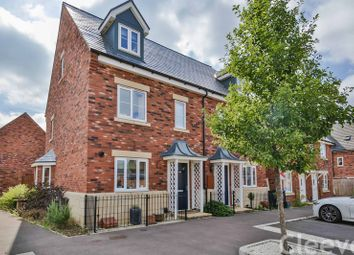 Thumbnail 3 bed end terrace house for sale in Washpool Road, Bishops Cleeve, Cheltenham