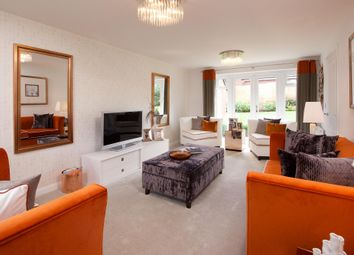 "Thumbnail 4 bedroom detached house for sale in ""Mitchell"" at Maw Green Road, Crewe"