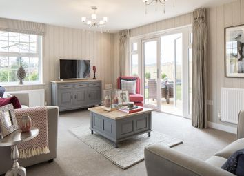 """Thumbnail 4 bed detached house for sale in """"Layton"""" at Yafforth Road, Northallerton"""