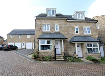 Thumbnail 4 bed town house for sale in Highfield Chase, Dewsbury, West Yorkshire