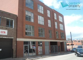 Thumbnail 2 bedroom flat for sale in St George's House, 34 Carver Street, Birmingham