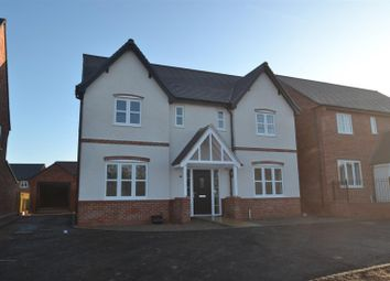 Thumbnail 4 bed detached house to rent in Brick Kiln Lane, Shepshed, Loughborough