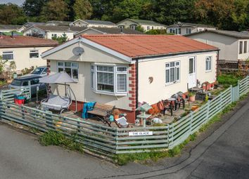 Thumbnail 2 bed bungalow for sale in The Glade, Caerwnon Park, Builth Wells