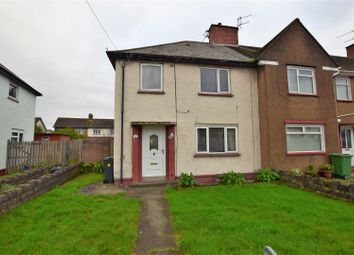 Thumbnail 3 bed semi-detached house to rent in Deemuir Road, Splott, Cardiff