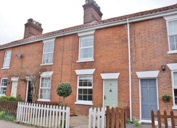 Thumbnail 3 bed terraced house for sale in School Terrace, Trowse, Norwich