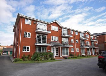 Thumbnail 3 bed flat for sale in Westleigh Court, Queens Road, Southport