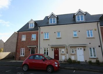 Thumbnail 4 bed terraced house for sale in Kings Croft, Long Ashton, Bristol