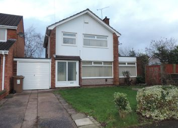 Thumbnail 4 bed link-detached house to rent in Mendip Aveune, Stafford, Staffordshire, .