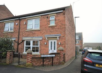 Thumbnail 4 bed shared accommodation to rent in Herons Court, Durham