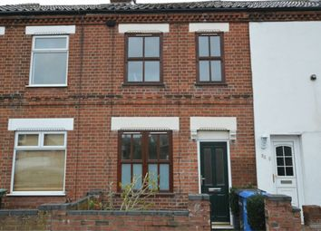 Thumbnail 2 bed terraced house for sale in Heath Road, Norwich