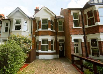 Thumbnail 4 bed terraced house for sale in Drayton Green, London