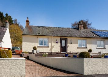 Thumbnail 3 bed semi-detached bungalow for sale in Braeside Road, Ballinluig, Pitlochry