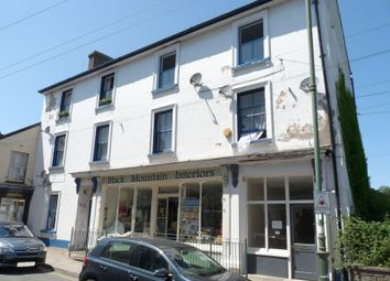 Thumbnail 1 bed flat to rent in High Street, Talgarth, Brecon