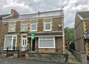 Thumbnail 3 bed end terrace house for sale in Dynevor Road, Skewen, Neath