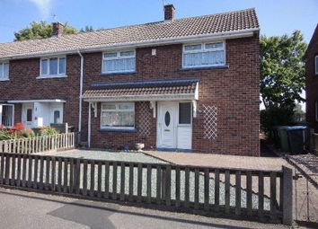 Thumbnail 3 bed semi-detached house to rent in Heath Road, Spennymoor