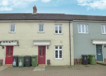 Thumbnail 3 bed terraced house to rent in Wellington Road, Watton, Thetford