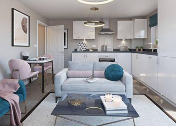 "Thumbnail 2 bed flat for sale in ""Kier House"" at Barrow Walk, Birmingham"
