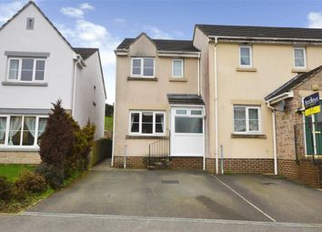Thumbnail 3 bed end terrace house for sale in Bishops Close, Saltash, Cornwall
