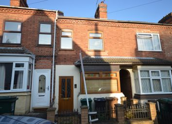 Thumbnail 3 bed terraced house for sale in Stanleigh Road, Overseal, Swadlincote, Derbyshire