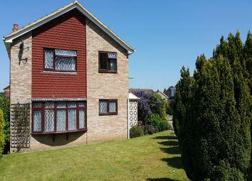 Thumbnail 4 bed detached house to rent in Yaverland Drive, Bagshot