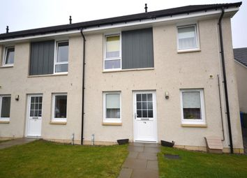 Thumbnail 2 bed terraced house for sale in Spey Avenue, Inverness