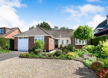 Thumbnail 2 bed detached bungalow for sale in Crescent Road, North Baddesley, Southampton
