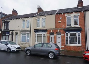 Thumbnail 4 bedroom terraced house to rent in Abingdon Road, Middlesbrough