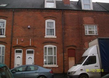 Thumbnail 3 bed terraced house for sale in Willmore Road, Handsworth