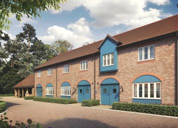 Thumbnail 3 bed terraced house for sale in 34 The Stables, Brompton Gardens, London Road, Ascot, Berkshire