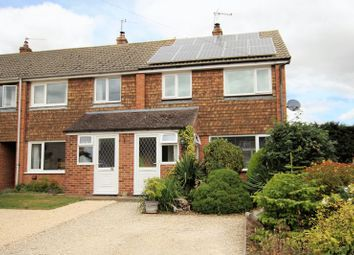 Thumbnail 3 bed end terrace house for sale in Van Diemans Stanford In The Vale