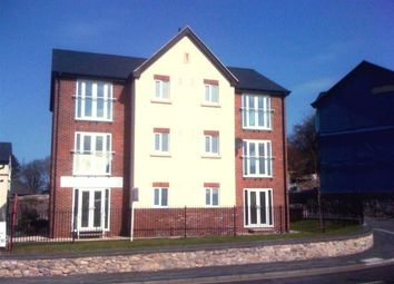 Thumbnail 1 bed flat for sale in Gwenllys Court, Holywell, Flintshire