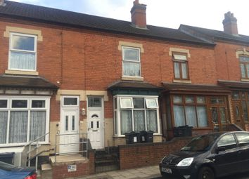 Thumbnail 4 bedroom terraced house for sale in Fernley Road, Sparkhill, Birmingham