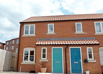 Thumbnail 2 bed terraced house to rent in Canal Close, Louth