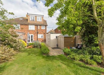 Thumbnail 4 bedroom semi-detached house for sale in Gaze Hill Avenue, Sittingbourne