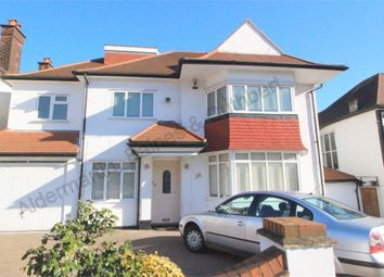 Thumbnail 8 bed detached house to rent in Allington Road, Hendon, London